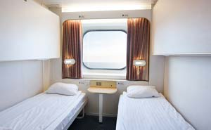 seaview cabin dfds